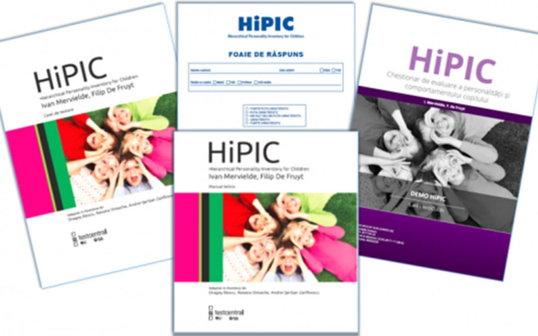 Testare copii cu HiPIC