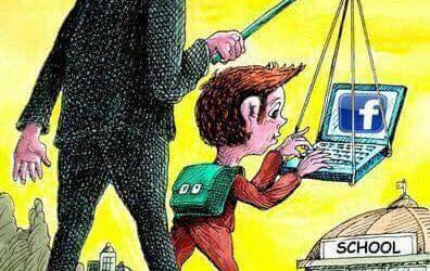 Deconectare pentru reconectare – The Cyber Effect