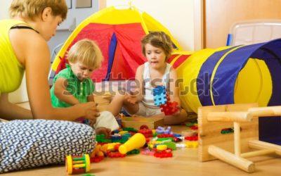 Domenii de dezvoltare și activitați în viața copilului de 1-6 ani