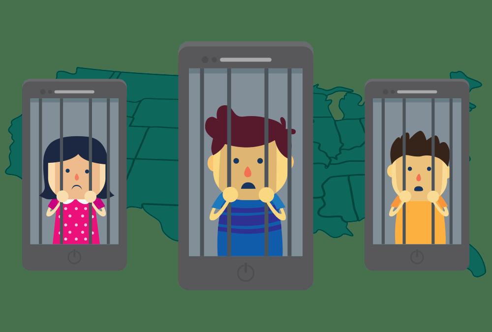 Aplicatiile utilizate frecvent de catre copii. Sunt ele SAFE pentru copiii nostri?