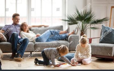 Familia în izolare