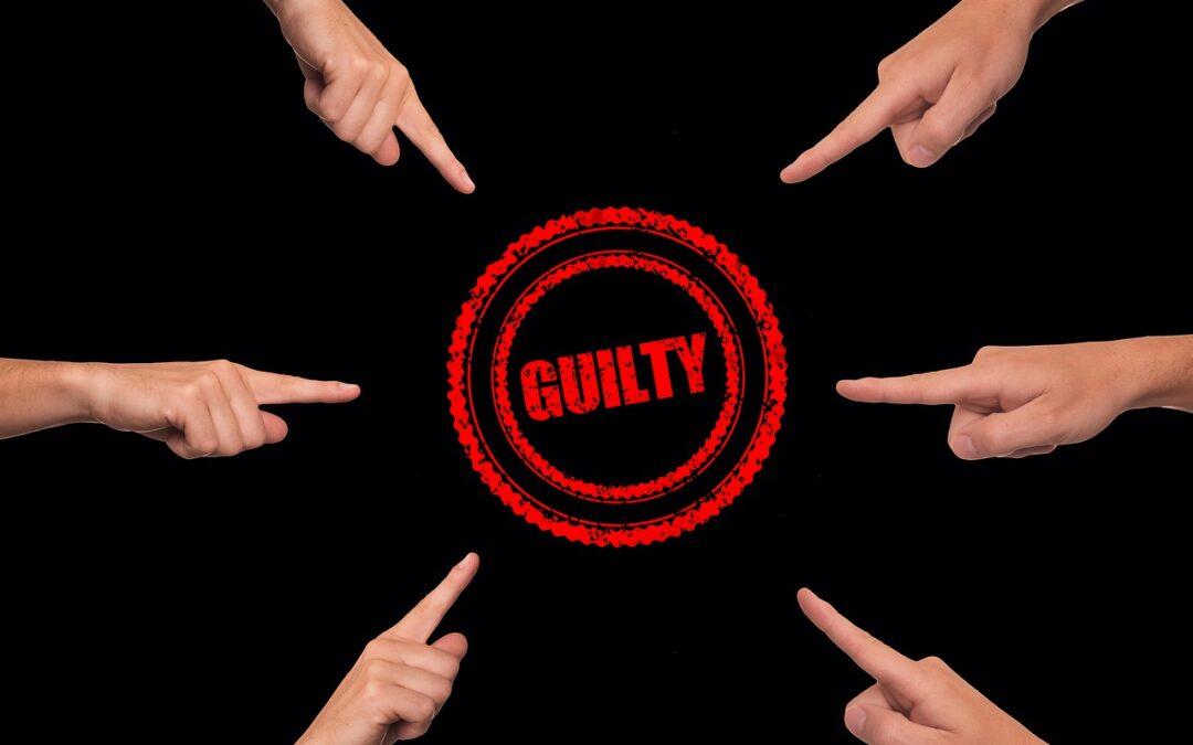 Cum gestionăm vinovăția?